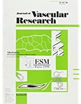 European Conference on Microcirculation 1998: Supplement Issue: Journal of Vascular Research Vol. 35, Suppl. 2: 20th Conference, Paris, August-September 1998: Abstracts