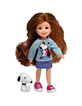 Ty Lil Ones Snoopy with Girl Doll