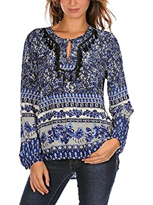French Code Blusa Cathy