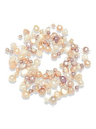 Valero Pearls 120321 - Pulsera de mujer de plata con perla cultivada de agua dulce