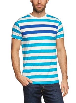 JACK & JONES T-Shirt (Turquesa)