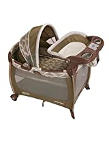 Graco Pack 'n Play Silhouette - Farrow (Olive Green)
