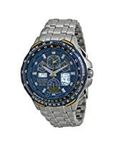 Citizen Blue Angels Skyhawk A-T Eco Drive Men'S Watch - Czjy0040-59L