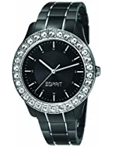 Esprit Three Hands Analog Black Dial Women's Watch ES106252002