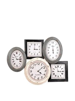 Amadeus Reloj Múltiple Edgard Madera