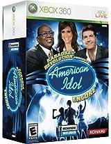 Karaoke Revolution Presents: American Idol Encore BUNDLE - Xbox 360