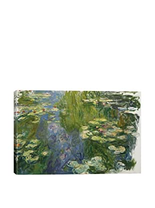 Claude Monet's Le Bassin Aux Nympheas Giclée Canvas Print