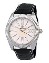 PREEZON White Dial Analogue Watch for Men (RS011)