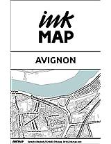 Inkmap Avignon - Karten für eReader, Sehenswürdigkeiten, Kultur, Ausgehen (German) (German Edition)