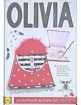 Olivia Pocketbook Activity Kit