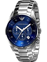 Emporio Armani Blue Dial Men's Watch AR5860