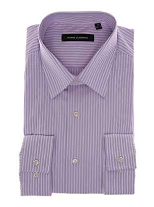 Pierre Clarence Camisa de manga larga (Violeta)