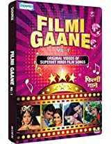 Filmi Gaane: Original Videos of Superhit Hindi Film Songs - Vol. 1