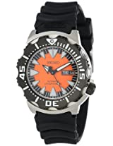 Seiko Mens SRP315 Classic Stainless Steel Automatic Divers Watch