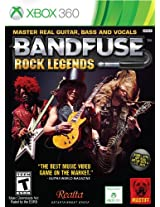 BandFuse: Rock Legends - Artist Pack (Xbox 360)