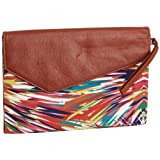 Front Row Society Womens S23B005 Clutch