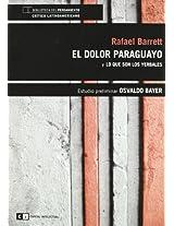 El dolor Paraguayo / Paraguayan Pain