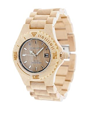 MUSAVENTURA Reloj Wood Maple Marrón Claro