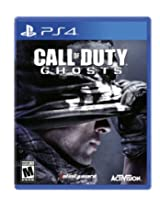 Call of Duty - Ghosts (PS4)