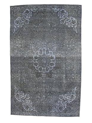 Darya Rugs Oriental Rug, Steel, 5' 1
