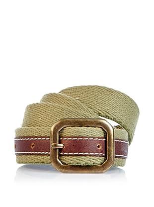 Wrangler Cinturón Kurt (Verde)