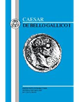 Gallic War (Book. 1) (BCP Latin Texts)