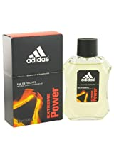 Adidas Extreme Power By Adidas Edt Spray 100.55 ml (developed With Athletes)