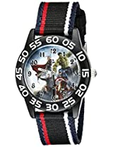 Marvel Avengers: Age of Ultron W002243 Analog Quartz Black Watch