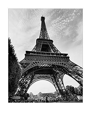 Artopweb Panel de Madera La Tour Eiffel Paris