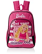 Barbie Pink Children's Backpack (EI-MAT0055)