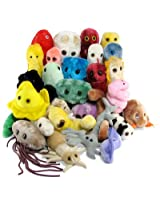 GIANTmicrobes Muscle Cell (Myocyte) Plush Toy