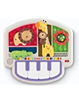 Fisher-Price Luv U Zoo Crib-to-Floor Activity Piano (Discontinued by Manufacturer)
