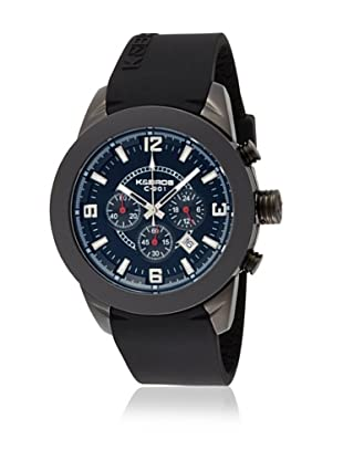 K&Bros  Reloj 9445 (Negro)