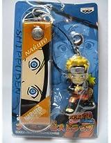 NARUTO-Naruto - Shippuden Naruto figure with strap single item (japan import)