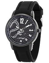 Ed Hardy Watches OMen s Men s Analog Watch - Black