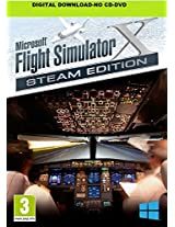 Microsoft Flight Simulator X: Steam Edition (PC Code)