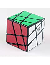 MoYu Crazy Windmill Cube 3x3 Black Base