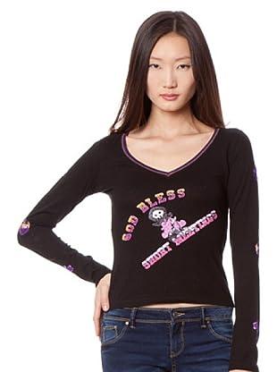 Custo Camiseta Morry (Negro)