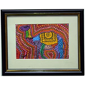 TitliArt Creations Colourful Camel