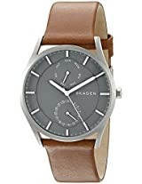 Skagen Holst Analog Grey Dial Men's Watch - SKW6264