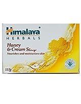 Himalaya Herbals Nourishing Cream and Honey Soap (125g) (Pack of 4)