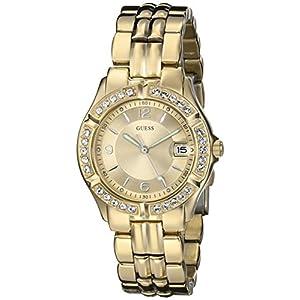 GUESS U85110L1 Gold Watch
