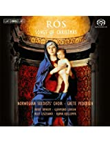 Ros Songs Of Christmas [Grete Pedersen, Norwegian Soloists Choir] [BIS: BIS2029]