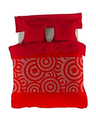 REIG MARTI Funda Nórdica (Rojo)