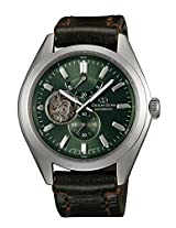 Orient Green Dial Analogue Watch for Men (SDK02002F0)