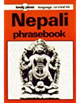 Nepali Phrasebook (Lonely Planet Phrasebook)