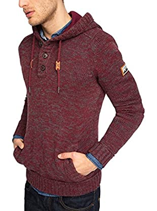edc by Esprit Jersey 105CC2I009 Buttoned Hoodie