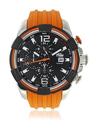 Pit Lane Uhr mit Miyota Uhrwerk Pl-1008-6 50 mm