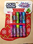 Jolly Rancher Bubble Yum Lip Balms ~ Christmas Stocking Gift Pack of 10