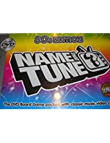 Name That Tune DVD Board Game - 80s Edition